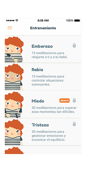 ejercicios practicos mindfullness app intimind