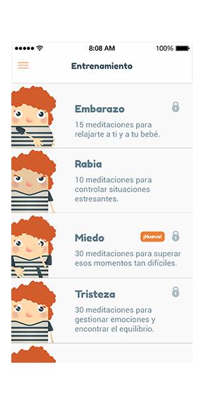 ejercicios practicos mindfullness app intimind