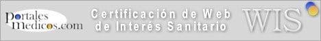 certificación de portales sanitarios